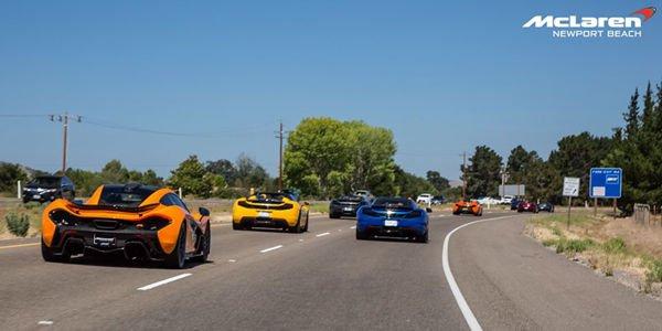 Retour sur la « Mission to Monterey » de McLaren