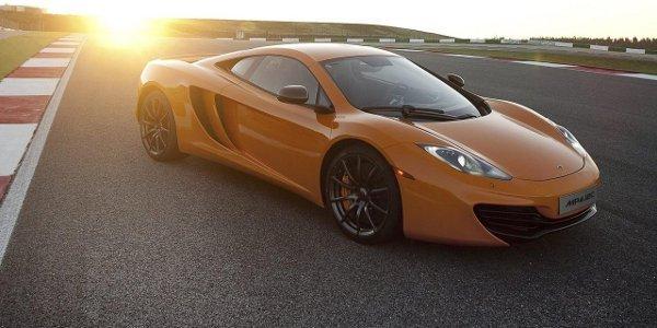 McLaren revoit déjà sa MP4-12C