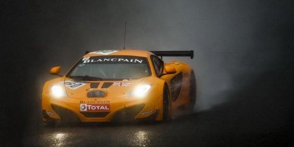 Résultats McLaren aux 24H de Spa
