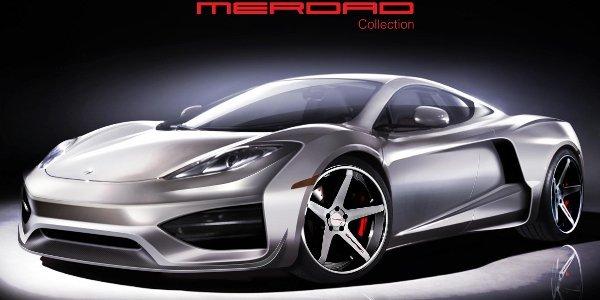 Merdad MehRon GT, la MP4-12C revisitée