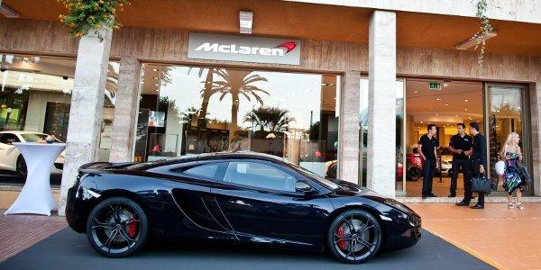 McLaren Monaco ouvre ses portes
