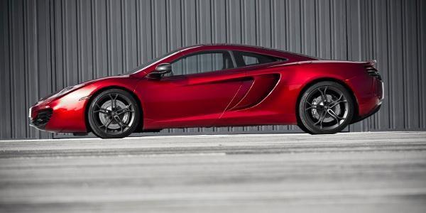 McLaren offre 25 ch de plus à la MP4-12C