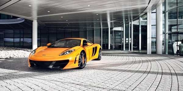 MP4-12C High Sport : production élargie