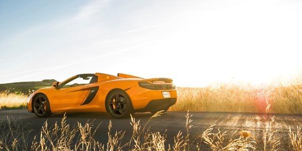 Des McLaren 12C édition anniversaire