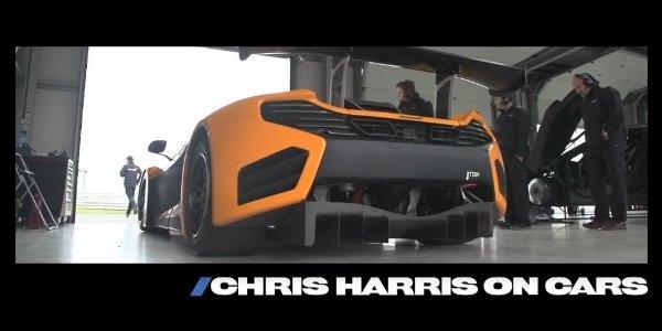 Vidéo : Chris Harris en McLaren 12C GT3