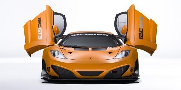 Une McLaren 12C GT3 en lice à Bathurst