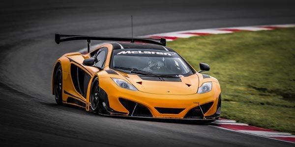 McLaren revient en piste aux USA