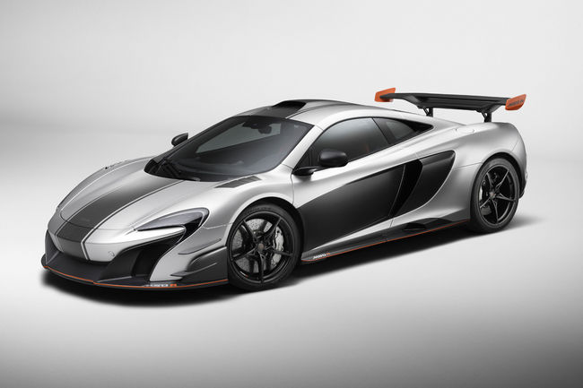 McLaren MSO R Coupé et MSO R Spider