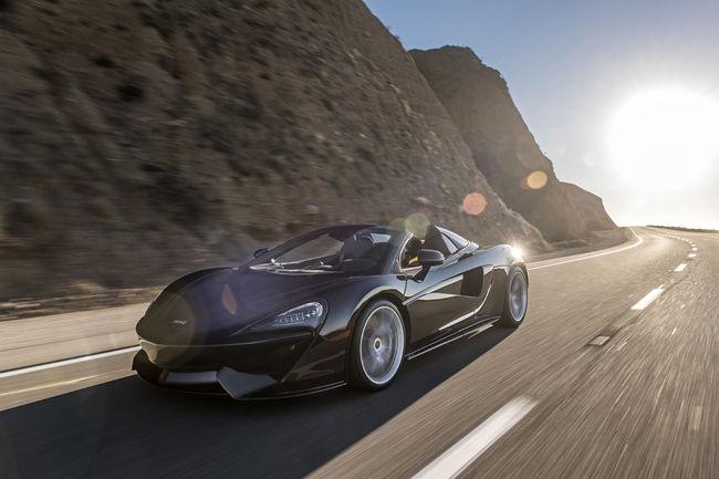 McLaren ne cédera pas à la mode du SUV