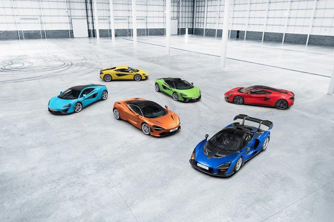 McLaren ne proposera pas de SUV
