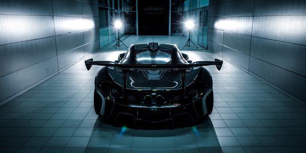 La McLaren P1 GTR présentée à Genève