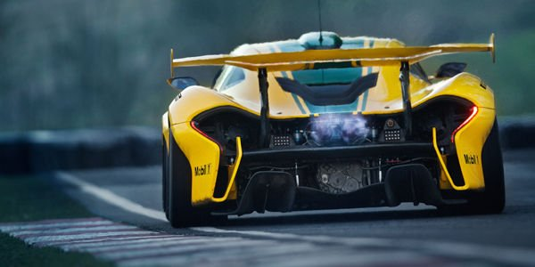 La McLaren P1 GTR bientôt homologuée pour la route ?