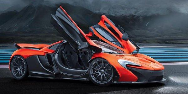 McLaren dévoile une nouvelle P1 personnalisée