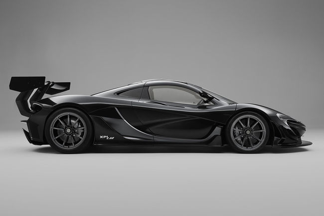 McLaren P1 GT Long Tail par Lanzante Motorsport