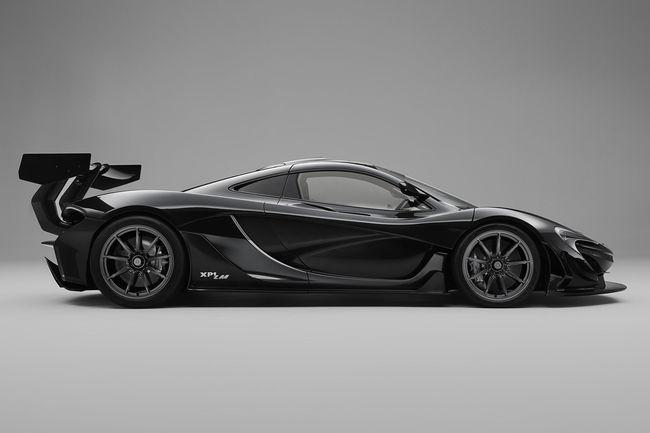 Une McLaren P1 GT attendue à Goodwood