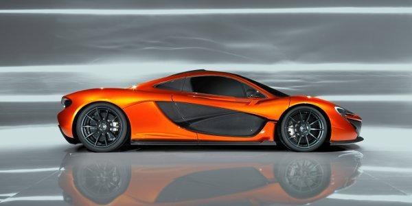 La McLaren P1 enfin dévoilée !