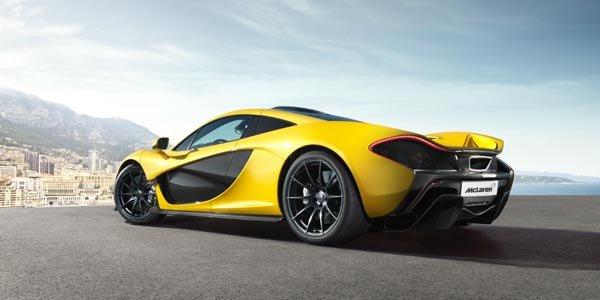 McLaren P1 : des chiffres ébouriffants !