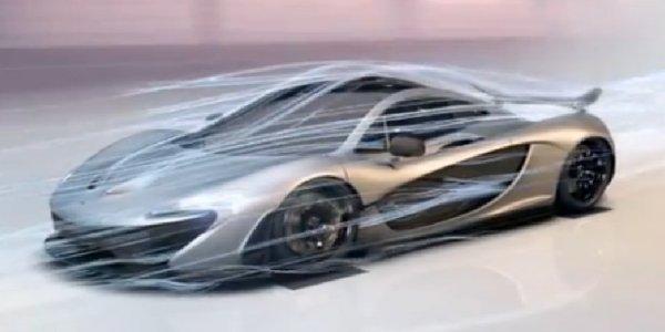McLaren P1 : une nouvelle vidéo