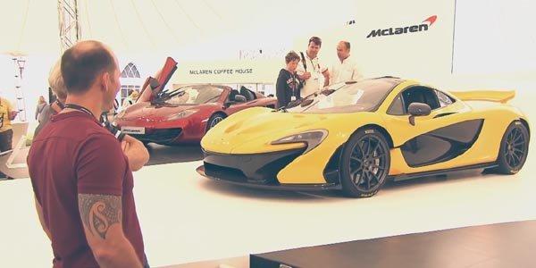 Forza : un heureux gagnant en McLaren P1