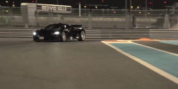 Vidéo: Chris Harris sur la McLaren P1