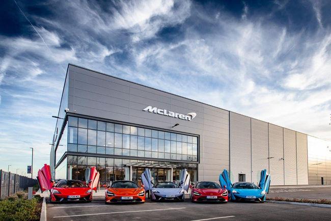 McLaren recrute pour le MCTC de Sheffield