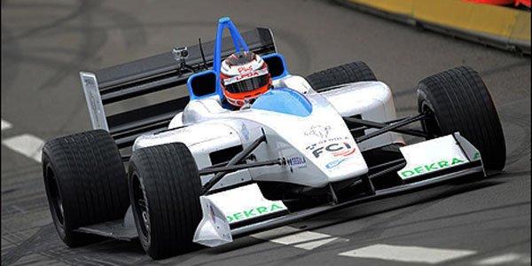 McLaren fournisseur de la série Formula E