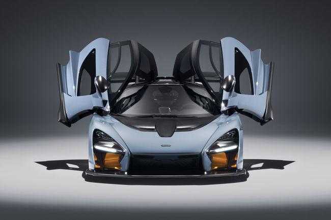 McLaren Senna : plus rapide que la P1 sur circuit