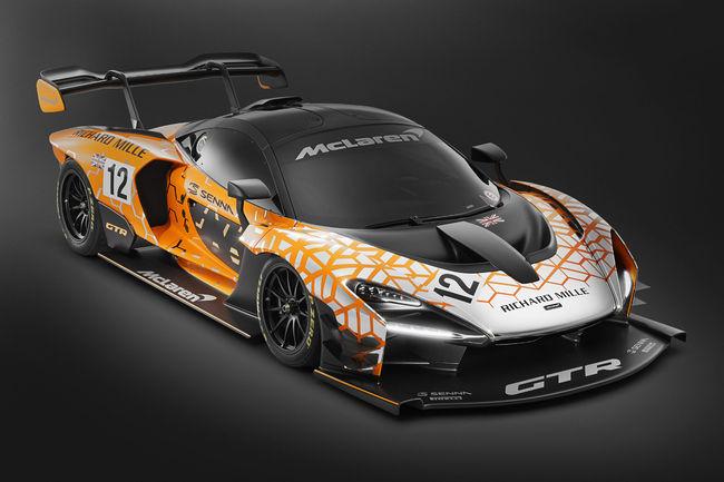 McLaren Senna GTR : déjà sold-out