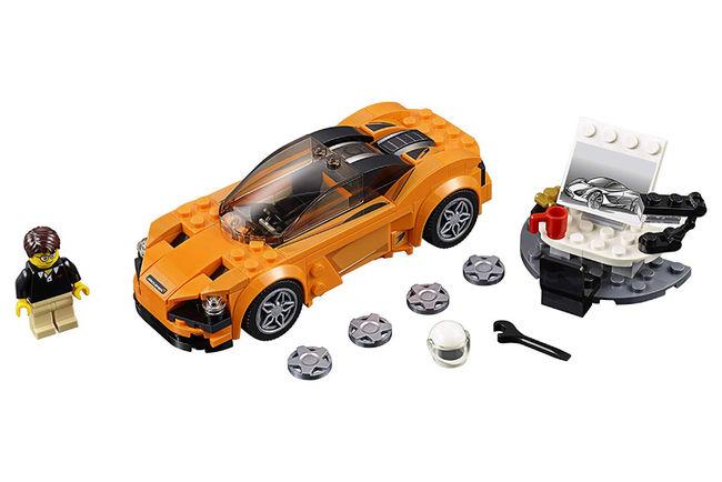 LEGO Speed Champion : la McLaren Senna en approche