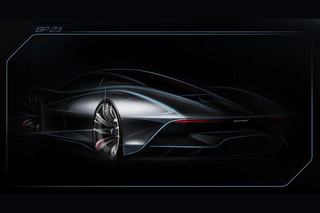 La McLaren Speedtail sera dévoilée le 26 octobre