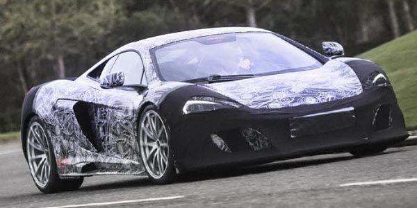 Les déclinaisons de la McLaren Sports Series se précisent