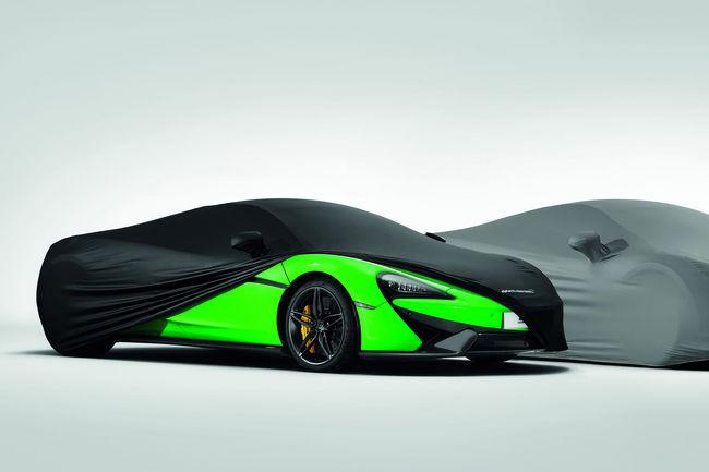 Des nouveautés pour les McLaren Sports Series