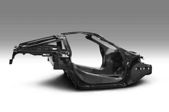 Un aileron actif pour la nouvelle McLaren Super Series