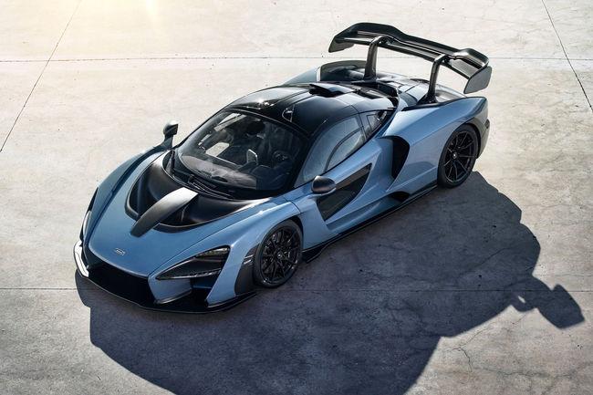 Une Supercar hybride en approche chez McLaren