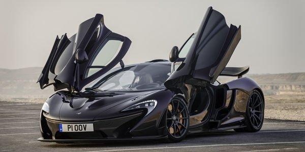 De nouveaux modèles hybrides en vue chez McLaren