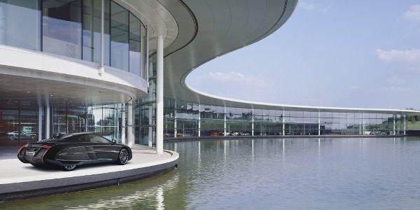 McLaren X-1 : caprice de milliardaire