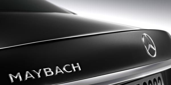 Mercedes-Maybach tease sa S600