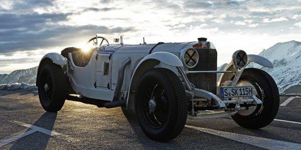 Mercedes : 120 ans en compétition