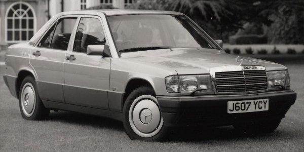 La Mercedes 190 fête ses 30 ans