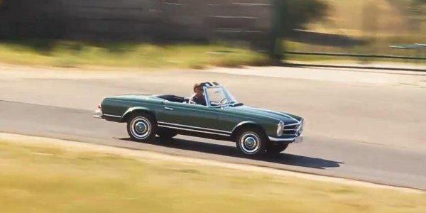 VidéoMercedes-Benz 230 SL 1964