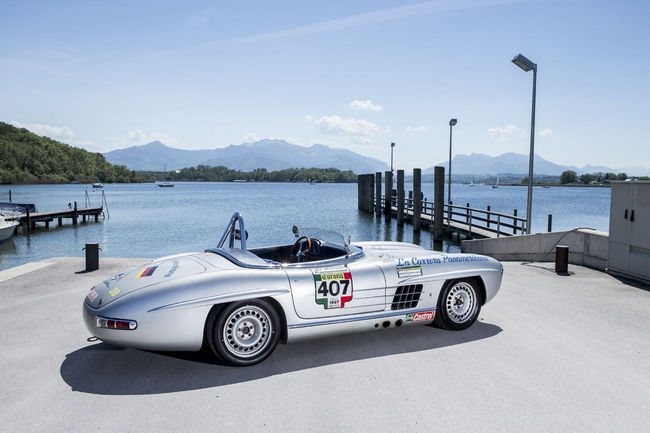 Bonhams : Mercedes 300 SLS Competition Roadster 1957