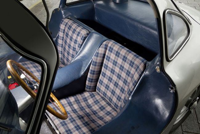 L'habillage de la 300 SL revient au catalogue de Mercedes