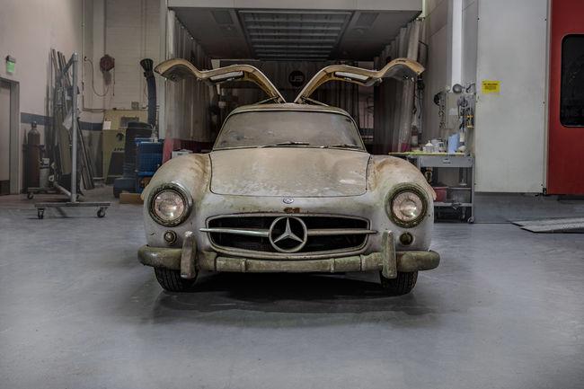 Mercedes au Concours d'Élégance d'Amelia Island