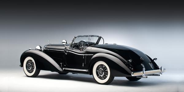 Mercedes-Benz 540K Roadster Spécial 1939