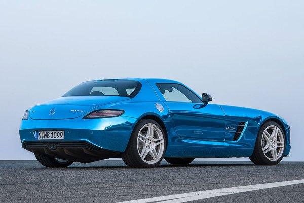 Mercedes-AMG produira une Supercar électrique