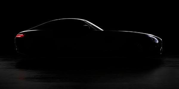 Nouveaux teasers pour la Mercedes AMG GT