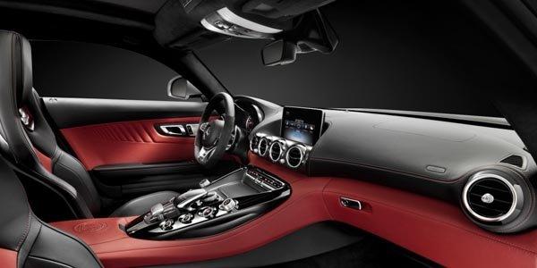 Mercedes-AMG GT : premières images