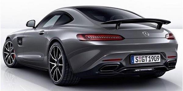 Une Mercedes-AMG GT Edition 1 pour Paris