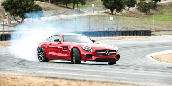 Immersion à 360° en Mercedes AMG GT S