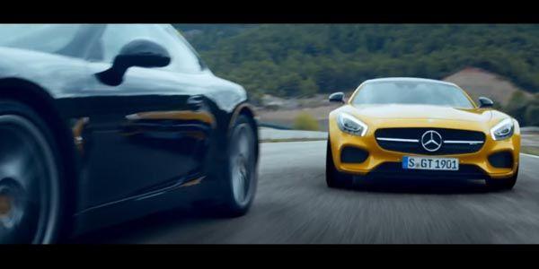 Mercedes-AMG GT : cauchemar des porschistes ?